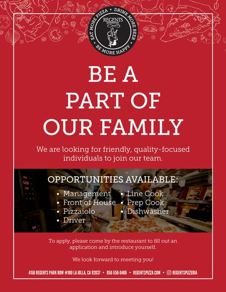 Are you ready to come join our team?