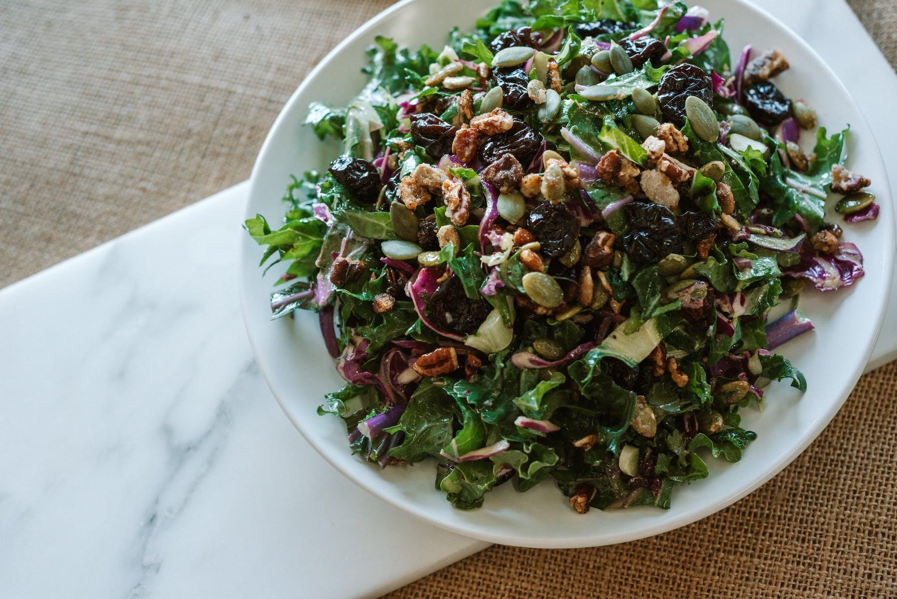 Kale Signature Salad