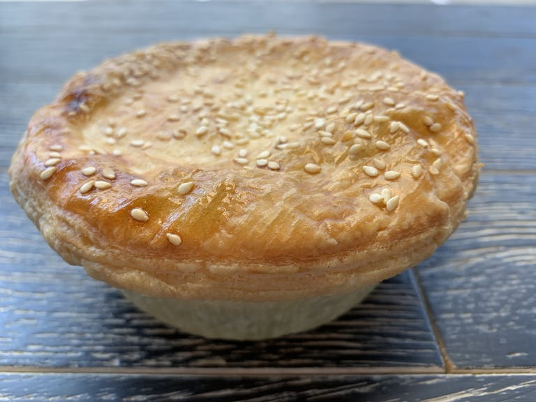 meat pies handcrafted at Bliss