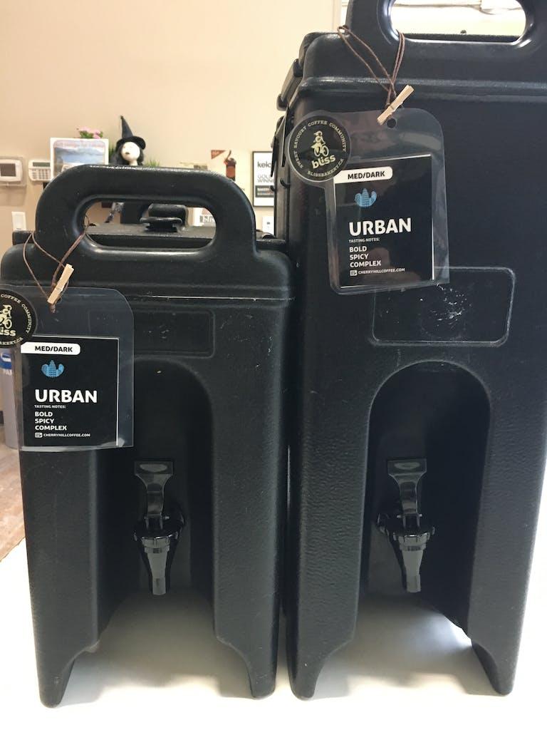 Coffee units