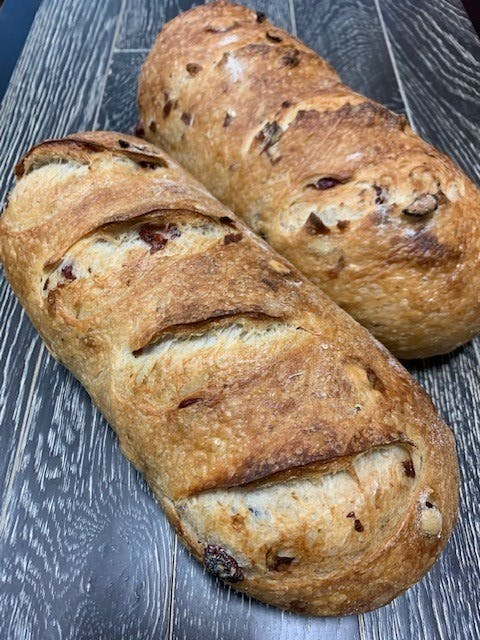 Cranberry Sourdough