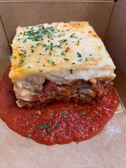 Rich Meat Lasagna