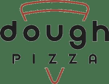 dough pizza logo
