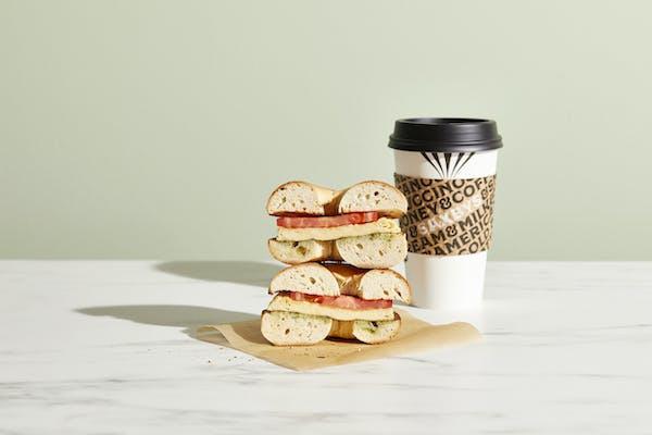 Plant-Powered Breakfast Sandwich
