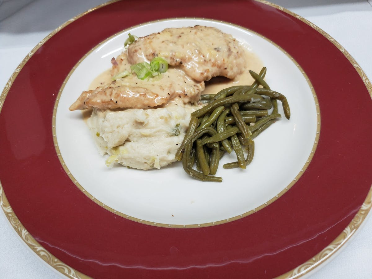 Chicken San Pertonio