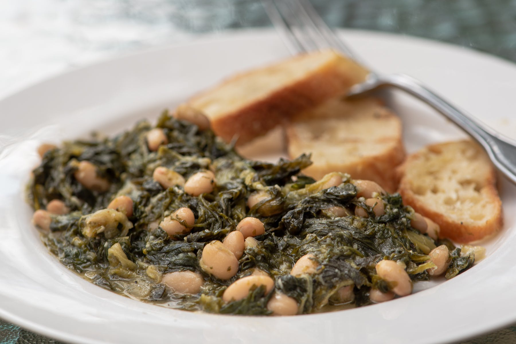 Bean and Greens