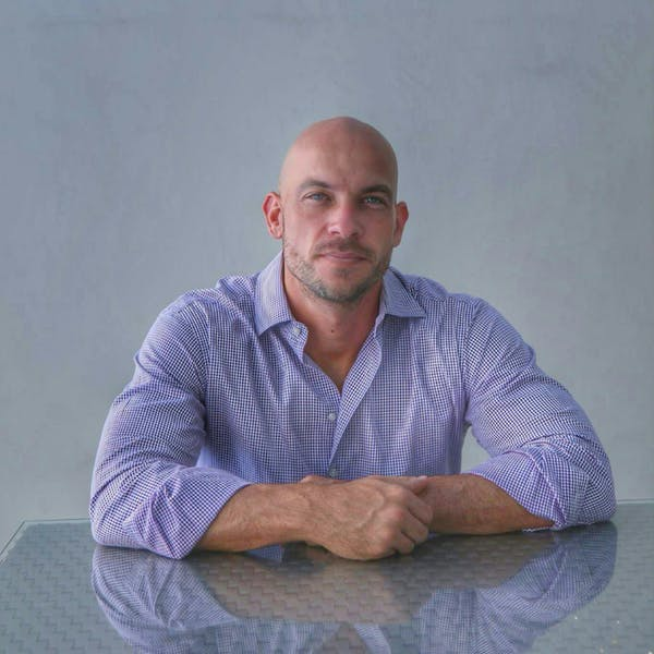 Photo of Aaron Rentfrew