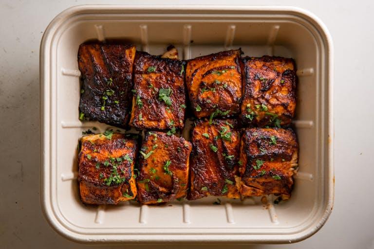 Miso Salmon Tray