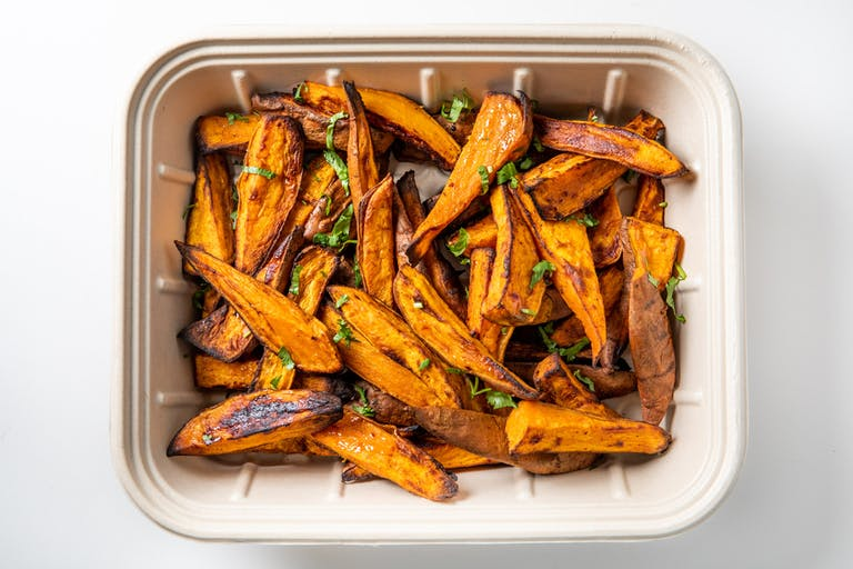 Sweet Potatoes Tray