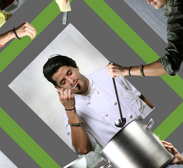 Sous Chef Jose Silva