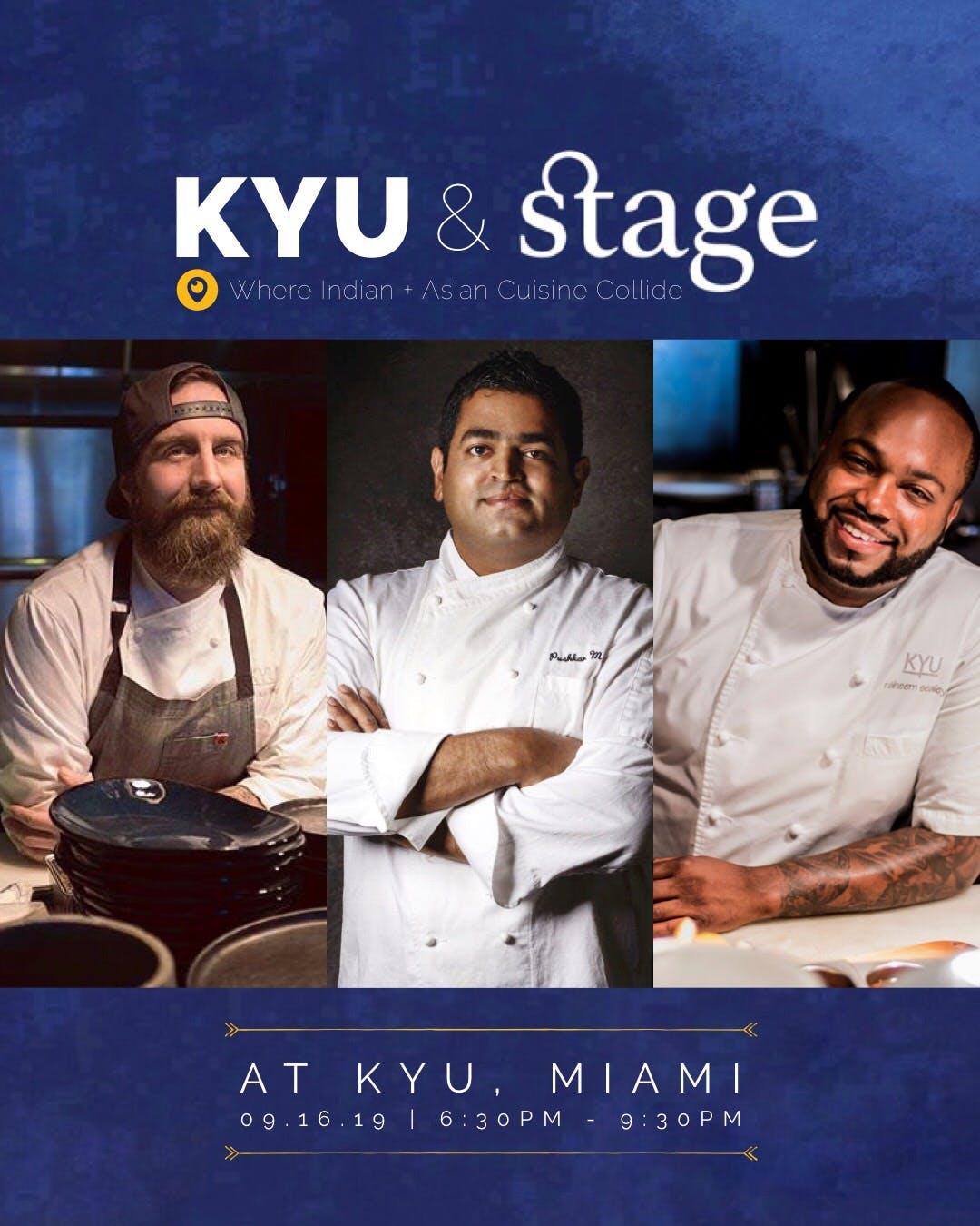 Kyu Restaurants