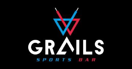 Grails Sport Bar Logo