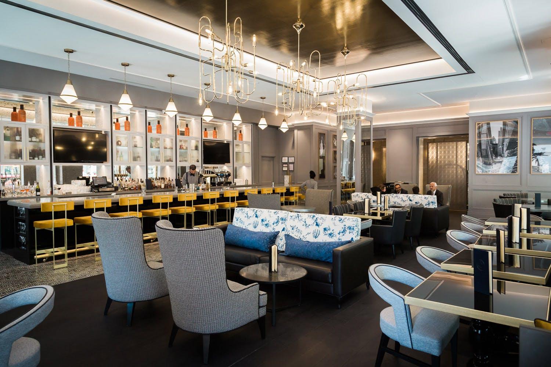 Opaline Bar and Brasserie Menus