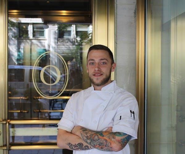Photo of Dan Wood, Executive Sous Chef