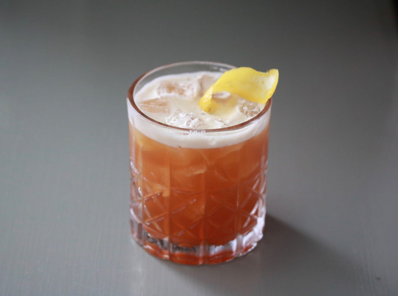 Taverna Flannel Shirt cocktail
