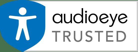 audioeye trusted logo