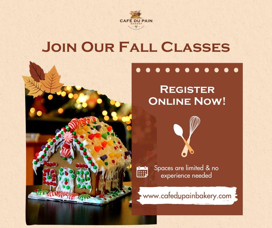 fall winter classes