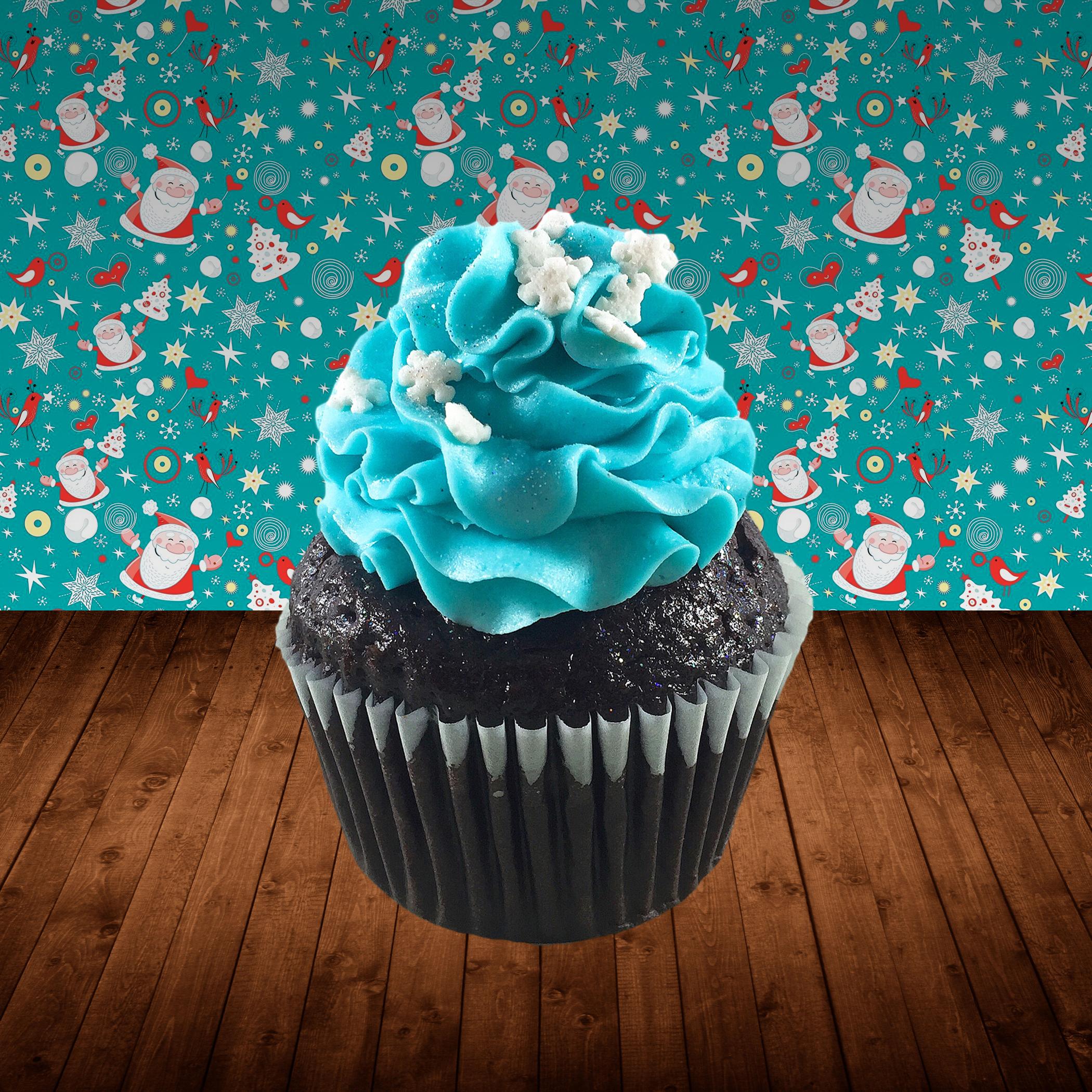 Blue Skies Sprinkles Cake Cupcake Cookie Sparkles Edible