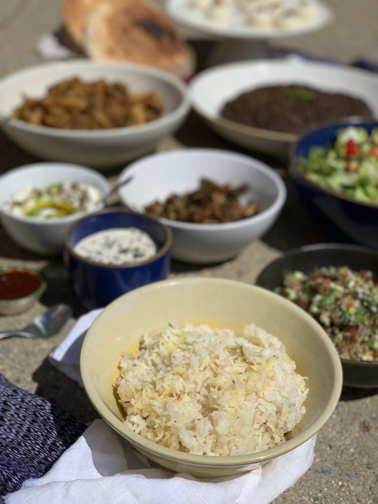 arroz arabe