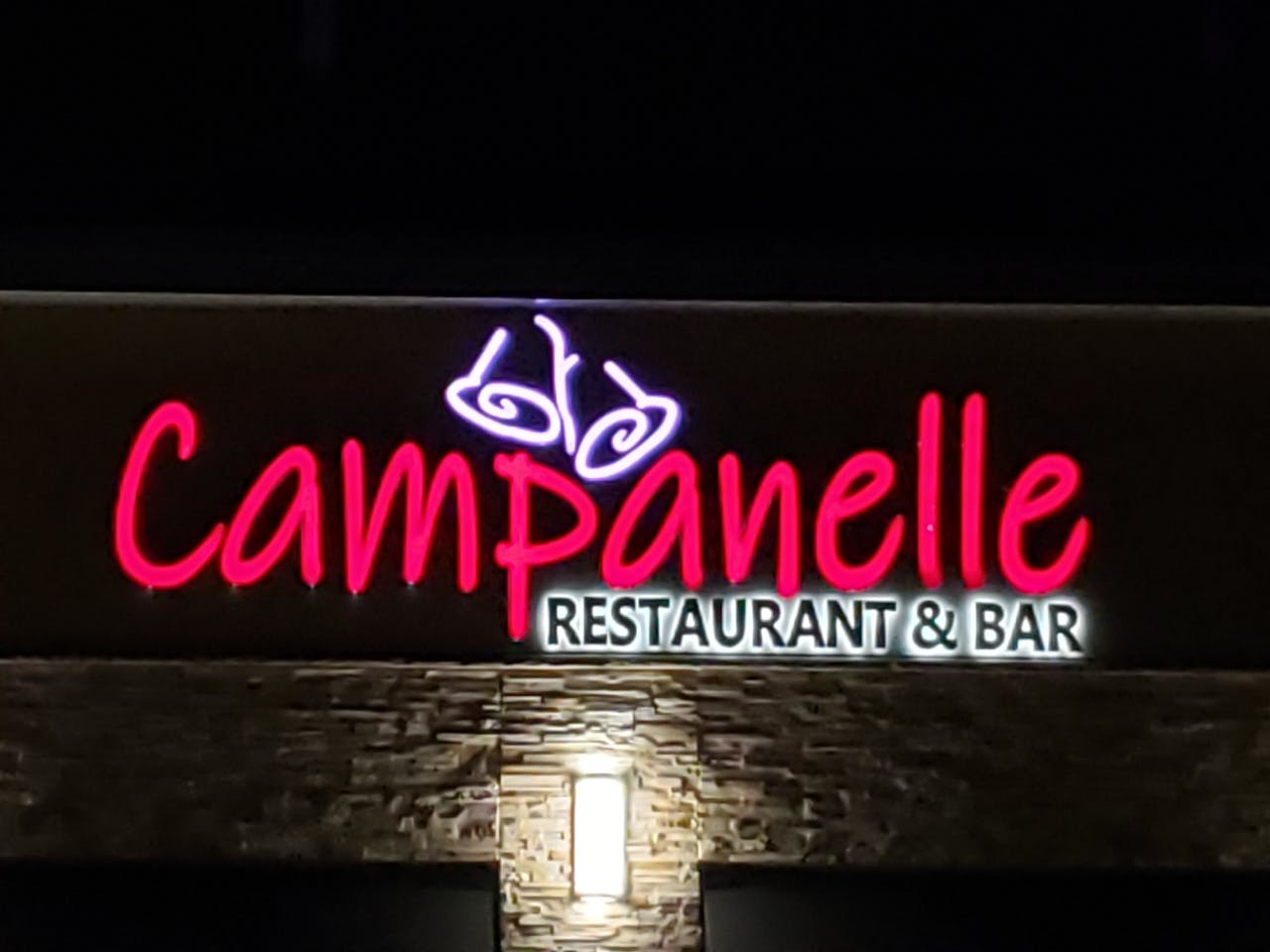 Campanelle sign