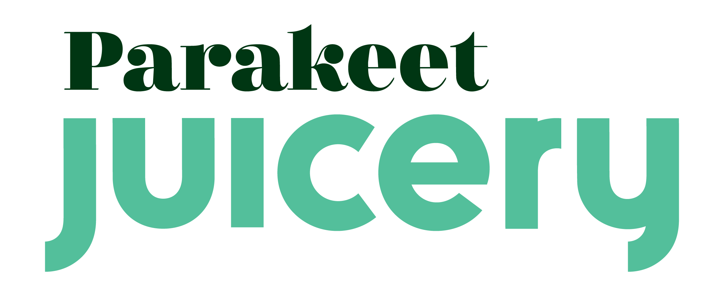 Parakeet Juicery Home