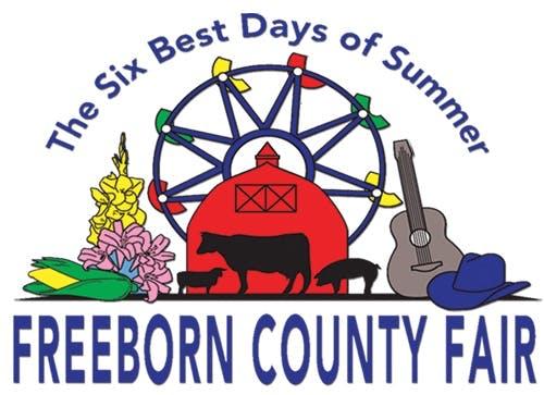 freeborn county fair logo