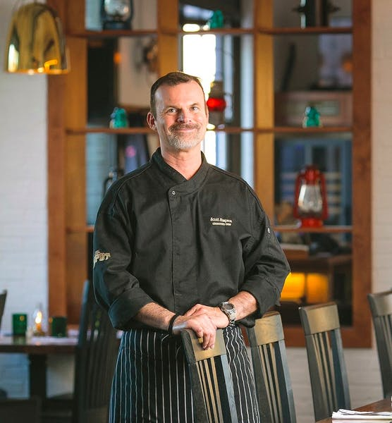 Photo of Chef Scott Simpson