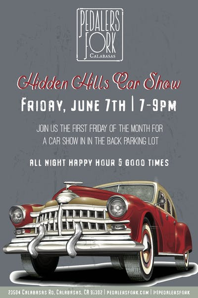 Hidden Hills Car Show