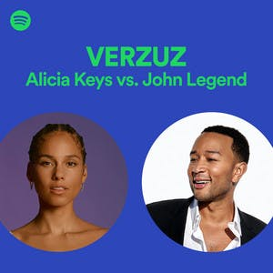 Alicia Keys, John Legend are posing for a picture