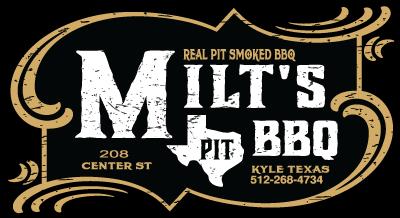 Milt's Pit BBQ Home