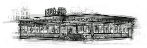 Bel Air Diner Home