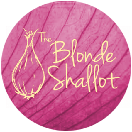 The Blonde Shallot Home