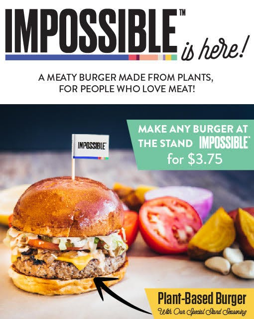 Impossible Protein is here!
