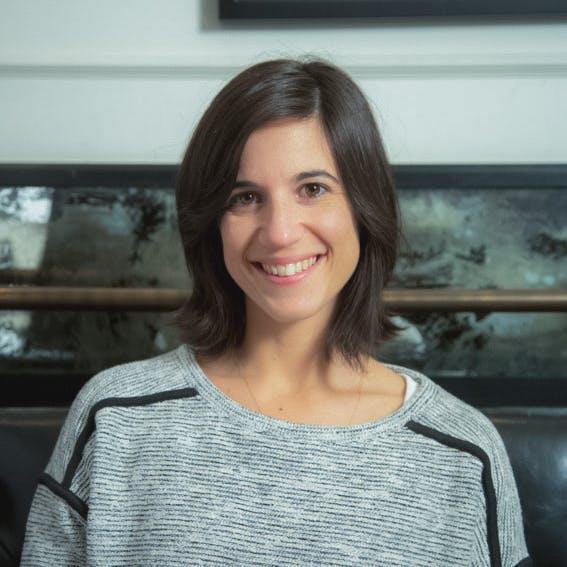 Gina Stulman smiling at the camera