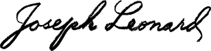 joseph leonard logo