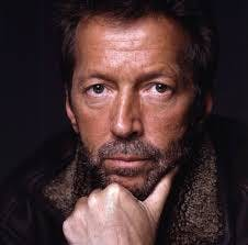 a close up of Eric Clapton