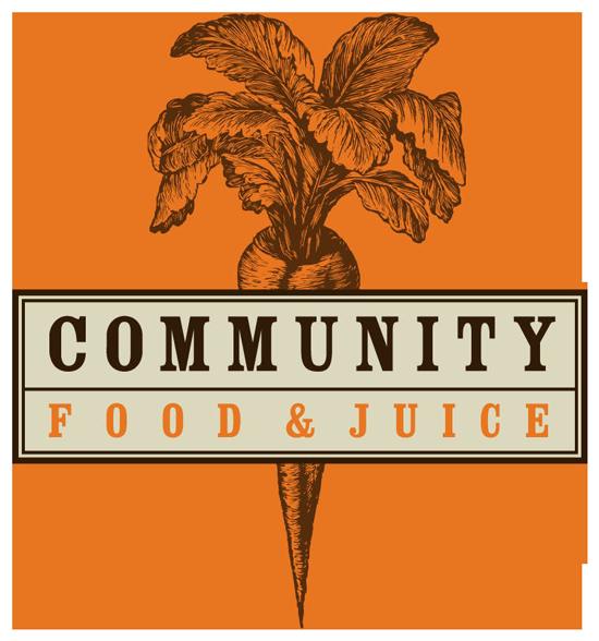 Community Food & Juice Home