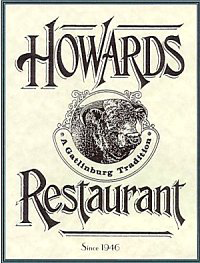 Howard's Restaurant Home