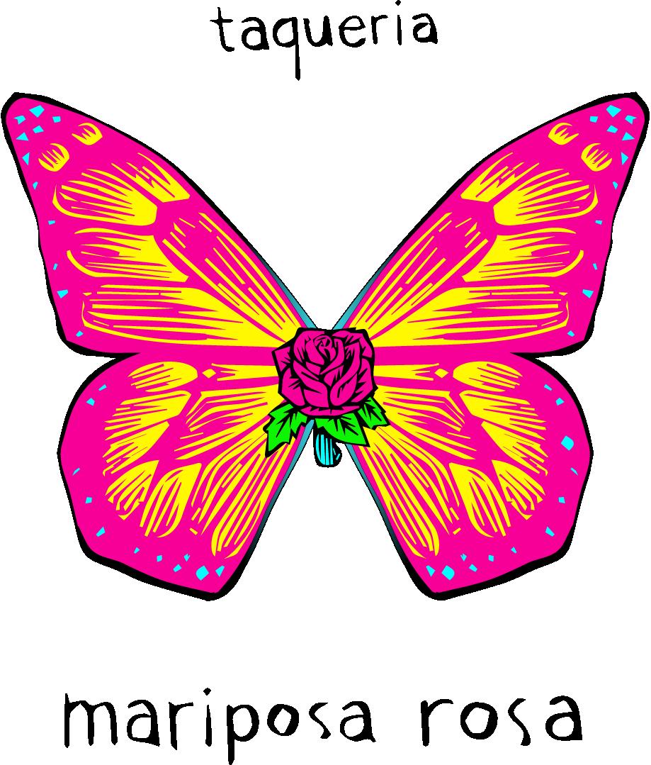 Taqueria Mariposa Rosa Home