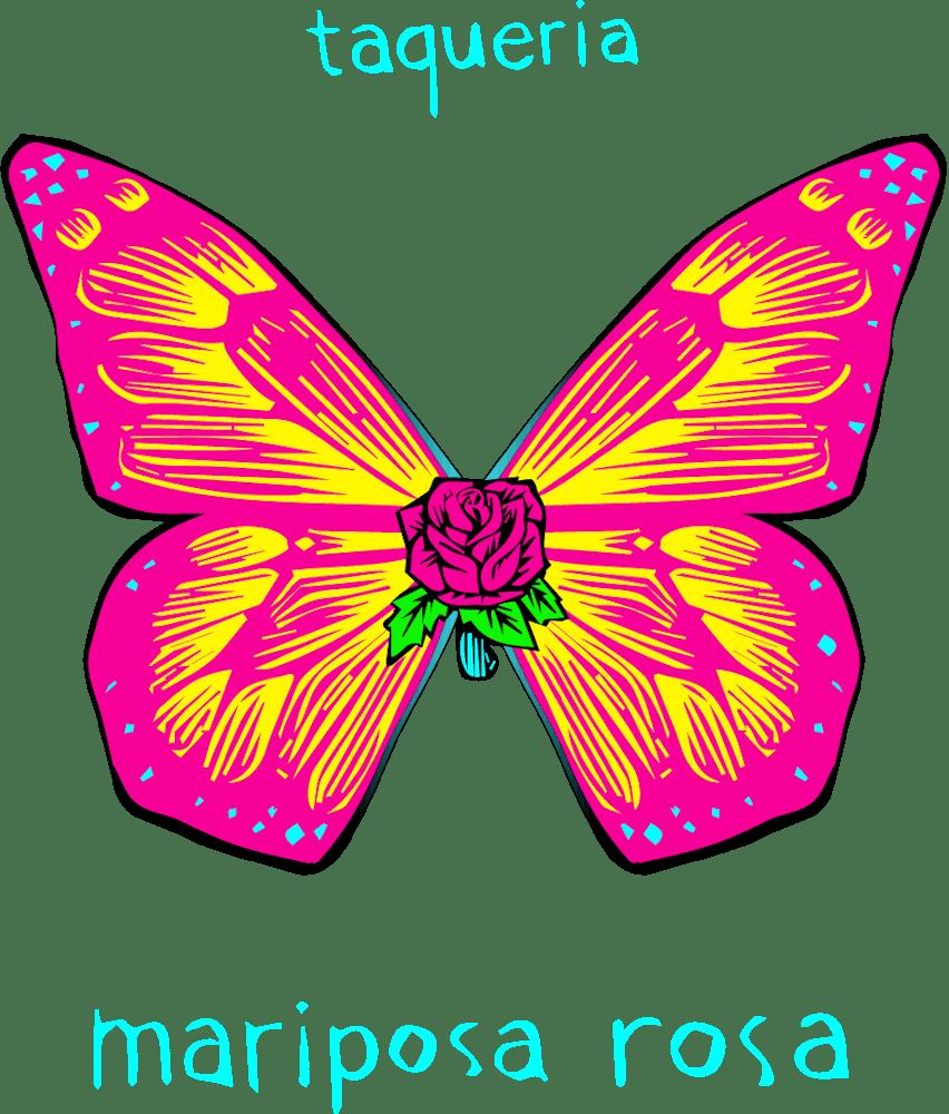 Taqueria Mariposa Rosa