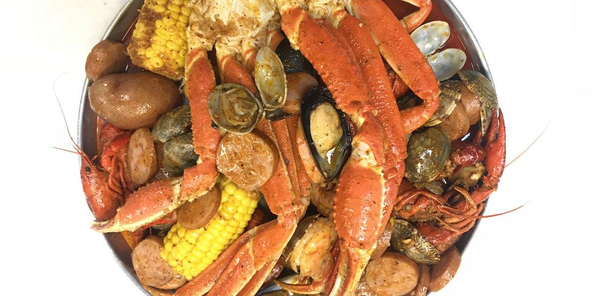 Menus | Crafty Crab Restaurant