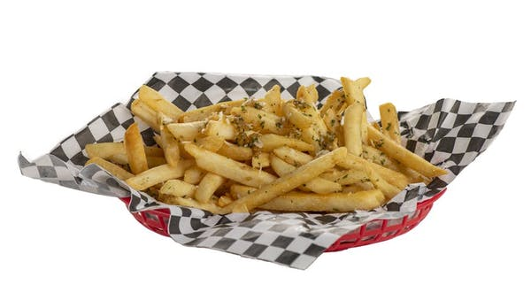 a basket of fries