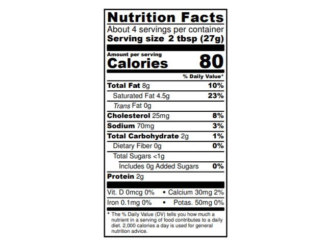 Nutritional Info Ess A Bagel
