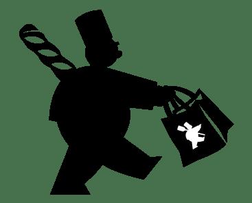 a bakerman logo