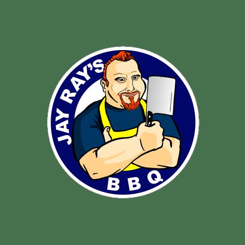 Jay Ray's BBQ logo