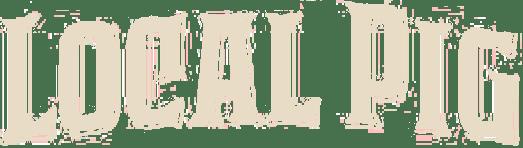 local pig logo