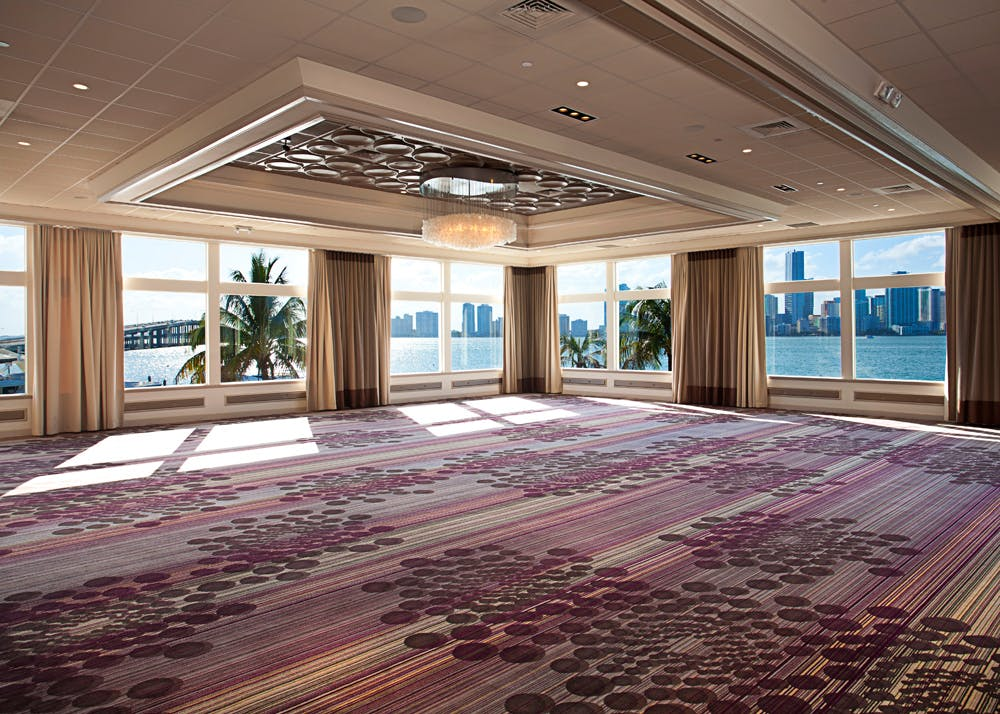 day view at the pelican ballroom