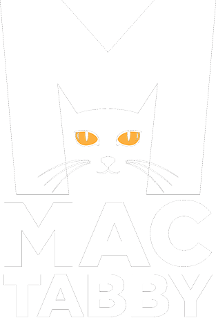 Mac Tabby Cat Cafe Home