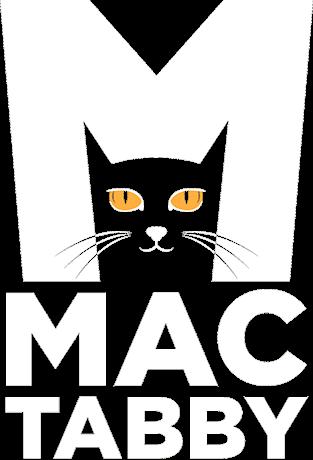 Mac Tabby Cat Cafe Home