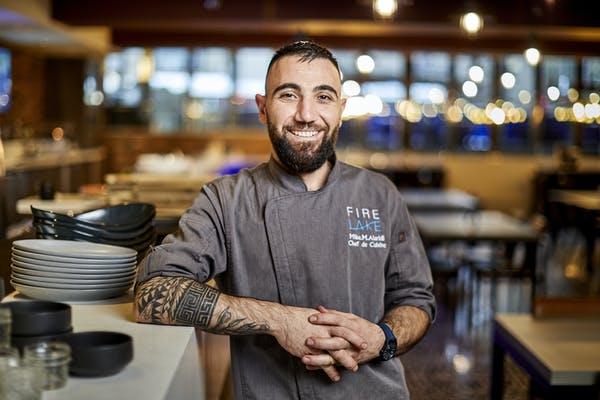 firelake chicago chef mike alaridi